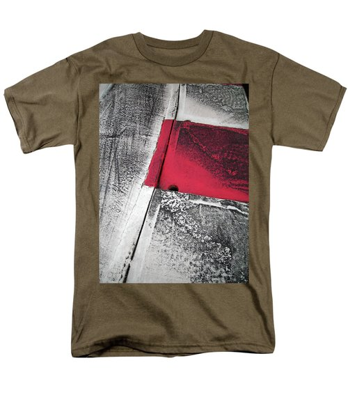 Men's T-Shirt  (Regular Fit) featuring the photograph Curbs At The Canadian Formula 1 Grand Prix by Juergen Weiss