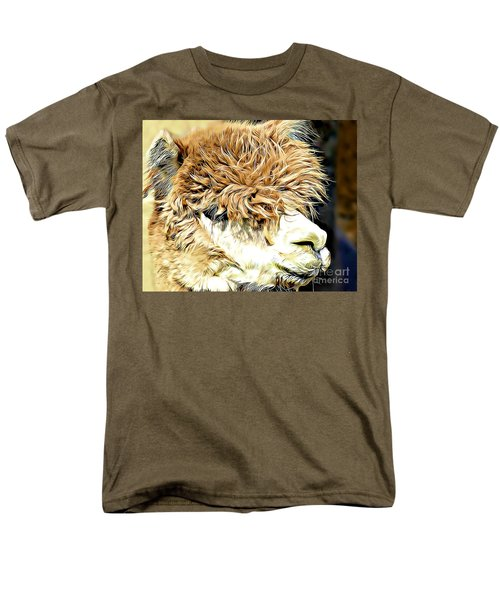 Soft And Shaggy Men's T-Shirt  (Regular Fit) by Kathy M Krause