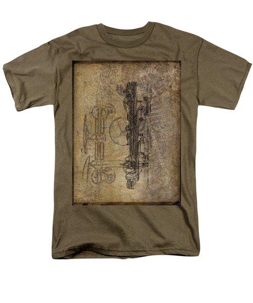 Dads Clarinet Men's T-Shirt  (Regular Fit)