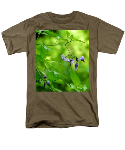 Men's T-Shirt  (Regular Fit) featuring the photograph Dainty by Betty-Anne McDonald