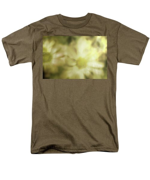 Men's T-Shirt  (Regular Fit) featuring the photograph Daisies by Gray  Artus