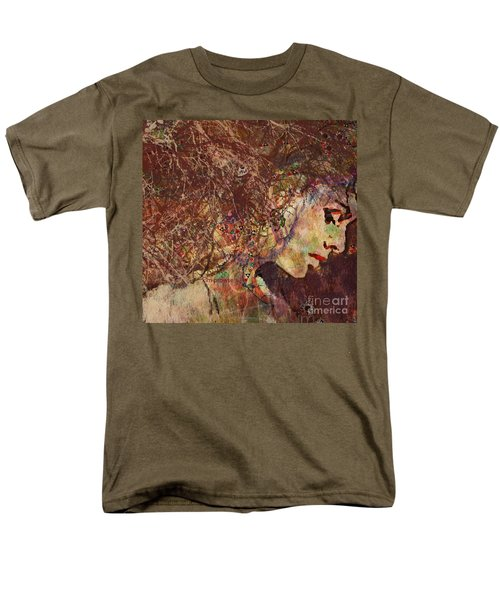 Daisy Chain Eve Men's T-Shirt  (Regular Fit) by Kim Prowse