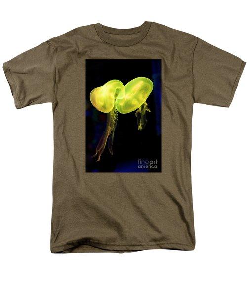 Dance Of The Jellies Men's T-Shirt  (Regular Fit) by Gary Bridger