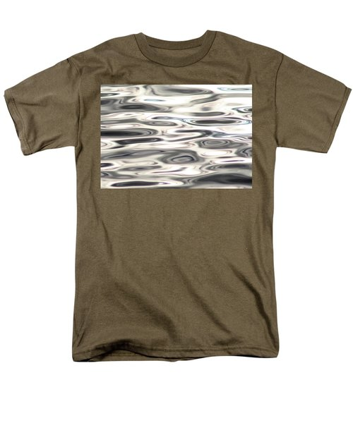 Men's T-Shirt  (Regular Fit) featuring the photograph Dancing With Light by Cathie Douglas