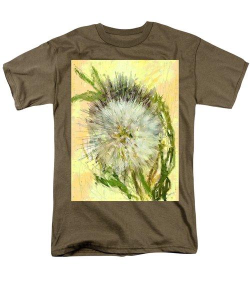 Dandelion Sunshower Men's T-Shirt  (Regular Fit)