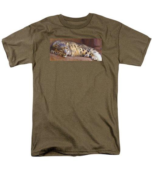 Dangerously Close Men's T-Shirt  (Regular Fit) by Greg Slocum