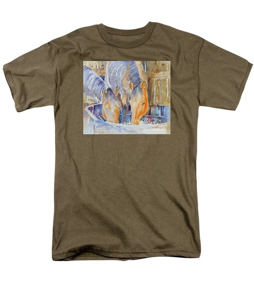 Dappled Sunlight Men's T-Shirt  (Regular Fit) by Mary Haley-Rocks