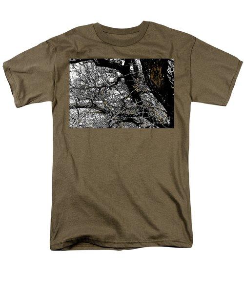 Dark Forest Men's T-Shirt  (Regular Fit) by Renie Rutten