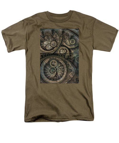 Dark Machine Men's T-Shirt  (Regular Fit) by Martin Capek