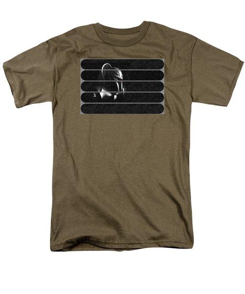 Men's T-Shirt  (Regular Fit) featuring the digital art Dark Zylon by Mario Carini