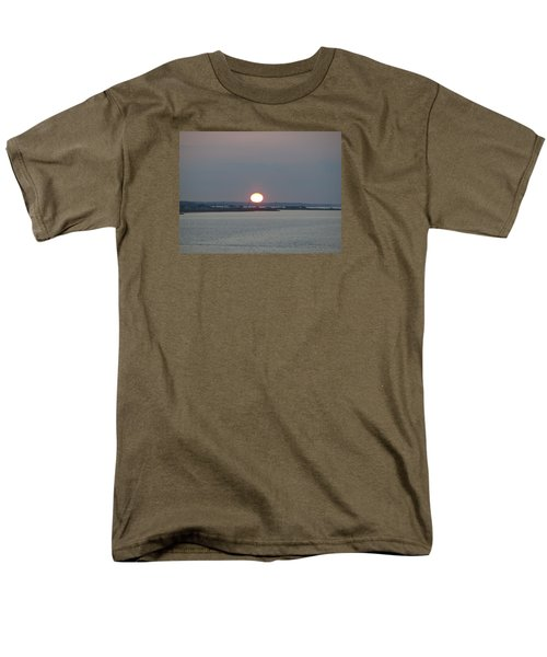 Men's T-Shirt  (Regular Fit) featuring the photograph Dawn by  Newwwman