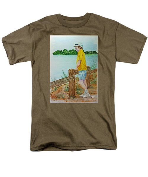 Daydreaming Men's T-Shirt  (Regular Fit) by Terri Mills