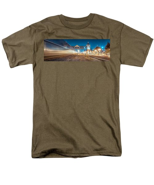 Men's T-Shirt  (Regular Fit) featuring the photograph Days Go By by TC Morgan