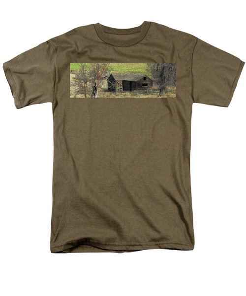 Days Of Old Men's T-Shirt  (Regular Fit) by Steve Warnstaff