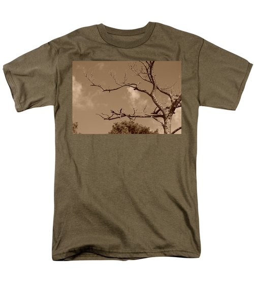 Men's T-Shirt  (Regular Fit) featuring the photograph Dead Wood by Rob Hans