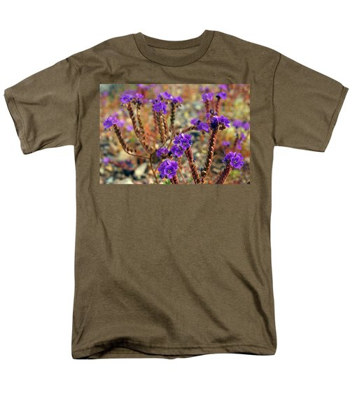 Death Valley Superbloom 106 Men's T-Shirt  (Regular Fit) by Daniel Woodrum