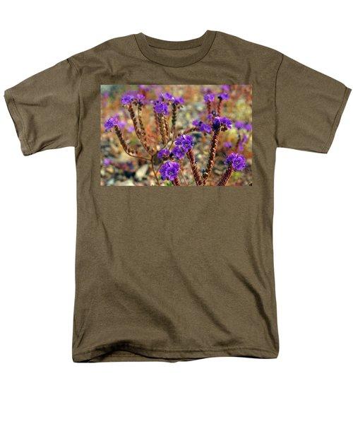 Death Valley Superbloom 106 Men's T-Shirt  (Regular Fit)