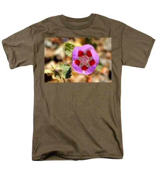 Death Valley Superbloom 504 Men's T-Shirt  (Regular Fit) by Daniel Woodrum