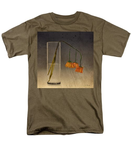Men's T-Shirt  (Regular Fit) featuring the photograph Decaying by Joe Bonita