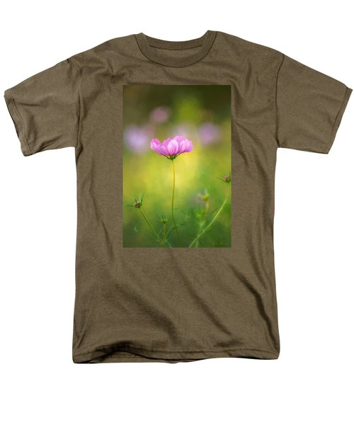 Men's T-Shirt  (Regular Fit) featuring the photograph Delicate Beauty by John Rivera