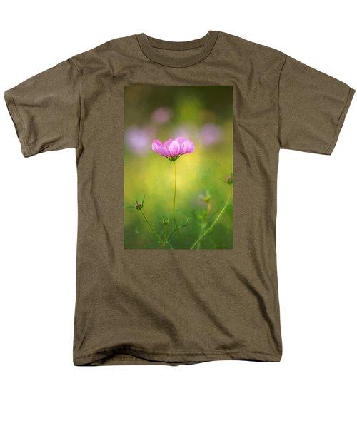 Delicate Beauty Men's T-Shirt  (Regular Fit) by John Rivera