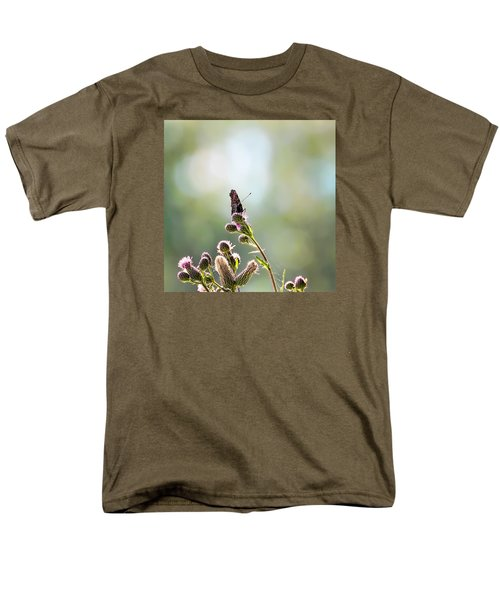 Men's T-Shirt  (Regular Fit) featuring the photograph Demon by Leif Sohlman