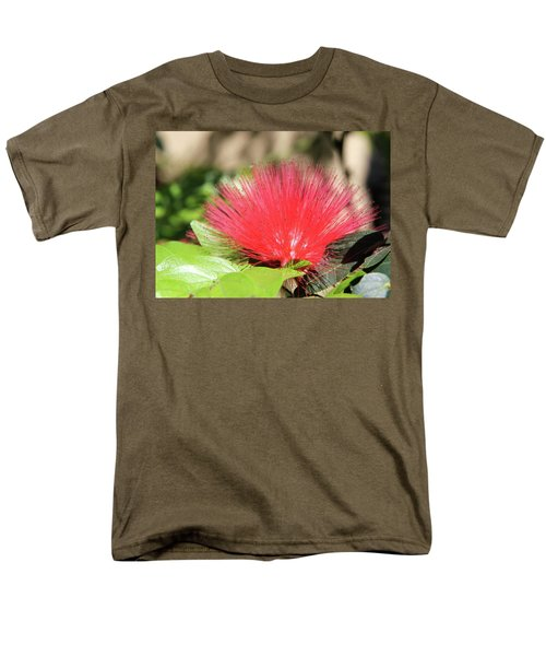 Men's T-Shirt  (Regular Fit) featuring the photograph Desert Blossom by Kathy Bassett