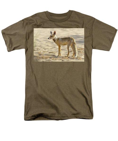 desert Fox 02 Men's T-Shirt  (Regular Fit) by Arik Baltinester