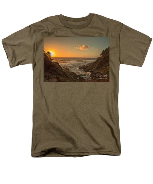 Devils Churn Men's T-Shirt  (Regular Fit) by Billie-Jo Miller