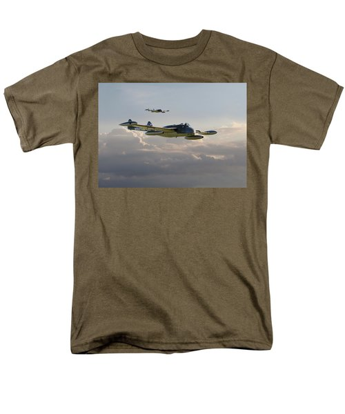 Men's T-Shirt  (Regular Fit) featuring the photograph  Dh112 - Venom by Pat Speirs
