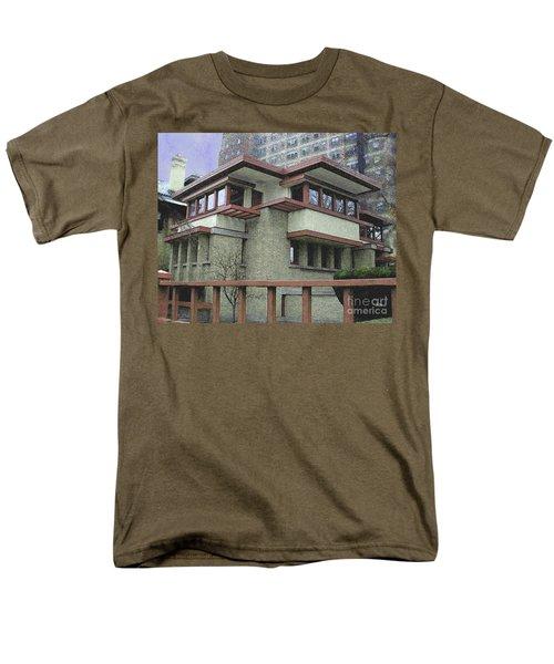 Diamond In The Ruff Men's T-Shirt  (Regular Fit)