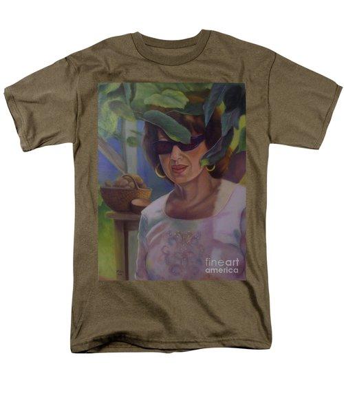 Dianne Men's T-Shirt  (Regular Fit) by Marlene Book