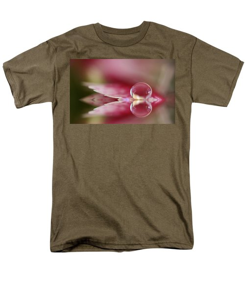 Dianthus Dreaming Men's T-Shirt  (Regular Fit) by Kym Clarke