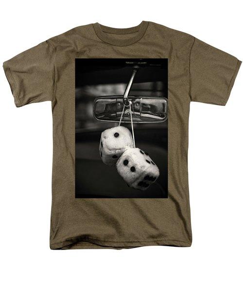 Dice In The Window Men's T-Shirt  (Regular Fit)