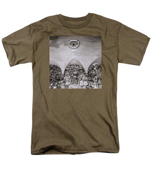 Diego Rivera Men's T-Shirt  (Regular Fit) by Shaun Higson