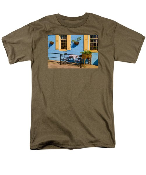Dining Out Men's T-Shirt  (Regular Fit)