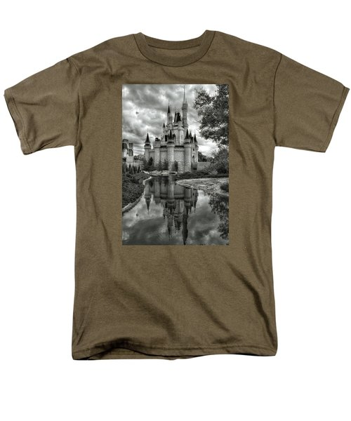 Disney Reflections Men's T-Shirt  (Regular Fit)