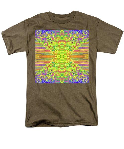 Ditto Men's T-Shirt  (Regular Fit) by Rachel Hannah