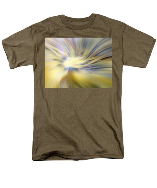 Divine Energy Men's T-Shirt  (Regular Fit) by Lauren Radke