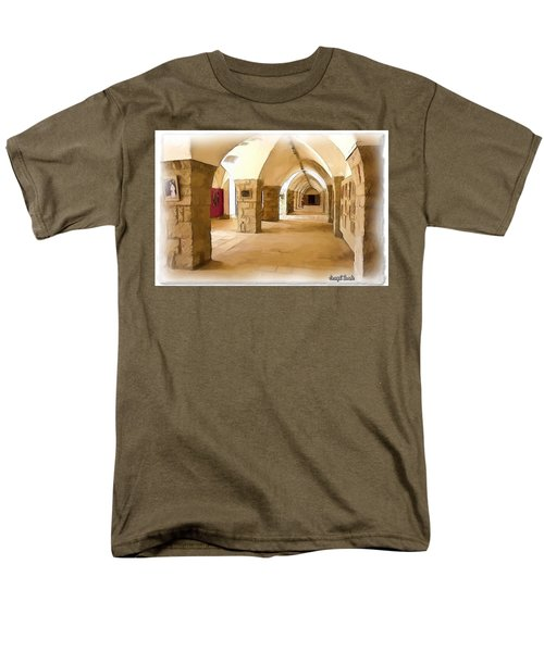 Do-00324 Beiteddine Gallery Men's T-Shirt  (Regular Fit) by Digital Oil