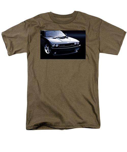 Dodge Challenger Blackbird Sr-71 Men's T-Shirt  (Regular Fit)