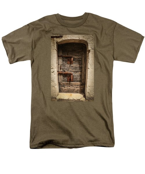 Doge's Jail Door Men's T-Shirt  (Regular Fit) by Kathleen Scanlan
