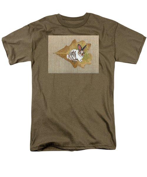 domestic Rabbit Men's T-Shirt  (Regular Fit) by Ralph Root