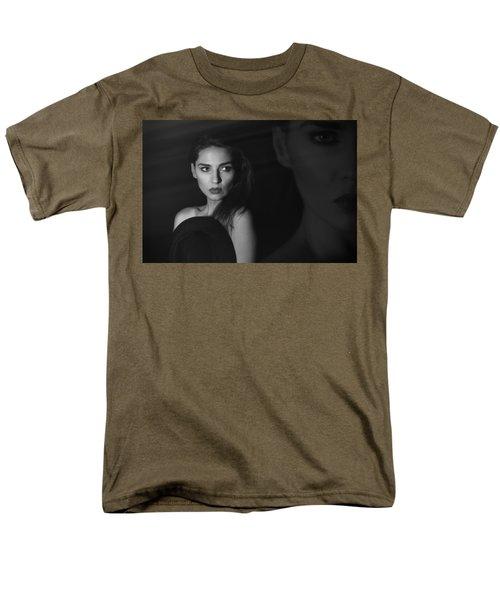 Double Men's T-Shirt  (Regular Fit) by Robert Krajnc
