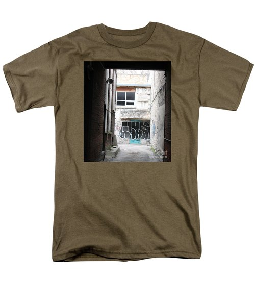 Down In The Alley Men's T-Shirt  (Regular Fit)