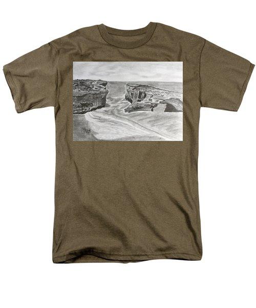 Down Under  Men's T-Shirt  (Regular Fit)