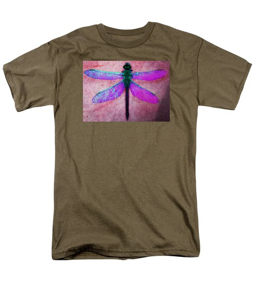 Dragonfly 6 Men's T-Shirt  (Regular Fit) by Timothy Bulone