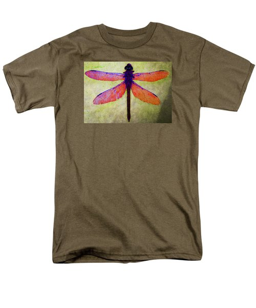 Dragonfly 7 Men's T-Shirt  (Regular Fit) by Timothy Bulone