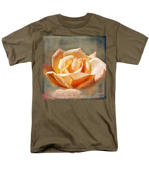 Men's T-Shirt  (Regular Fit) featuring the photograph Dream by Linda Lees