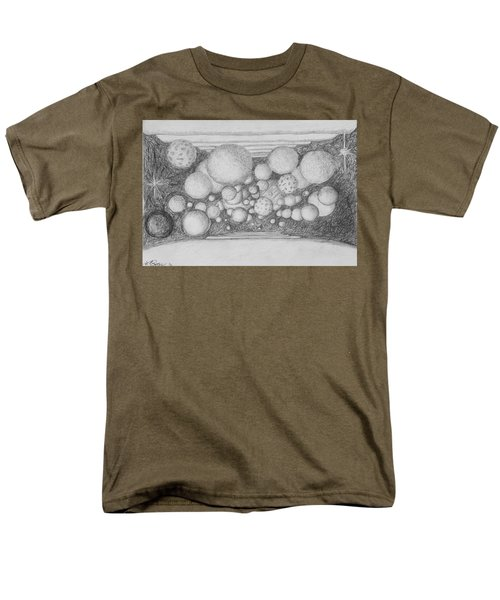 Dream Spirits Men's T-Shirt  (Regular Fit) by Charles Bates